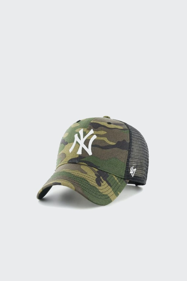 GORRA 47 BRAND NEW YORK YANKEES CAMO