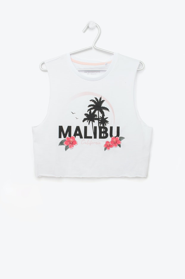 CAMISETA PLNS PALM TREE