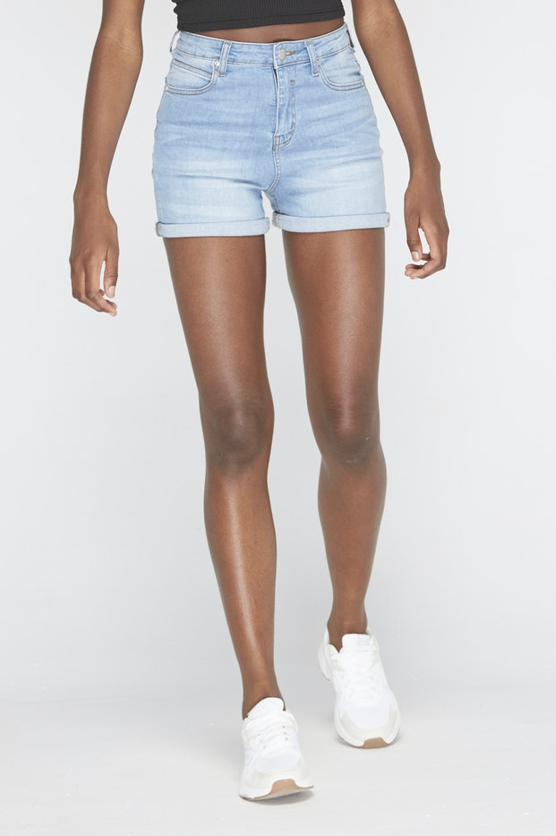 SHORT PLNS DENIM BASIC