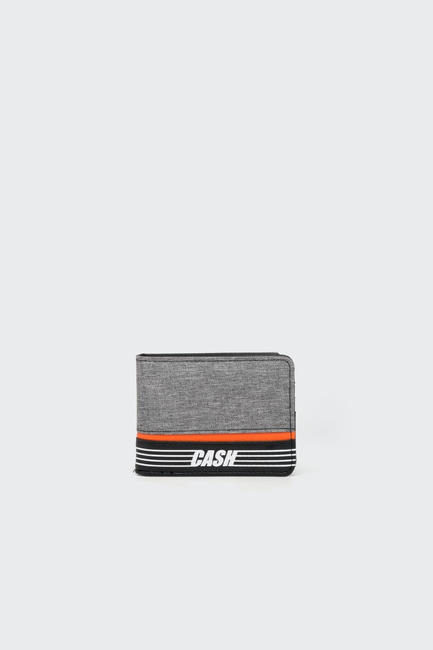 CARTERA POLINESIA CHAMBRAY CASH
