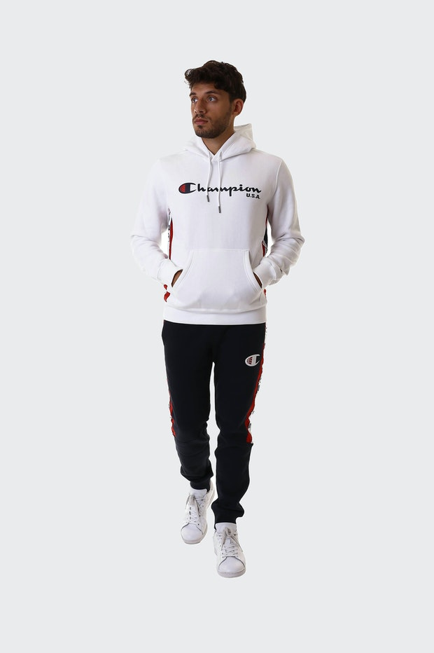 SUDADERA LEGACY OFF COURT WHITE HOMBRE