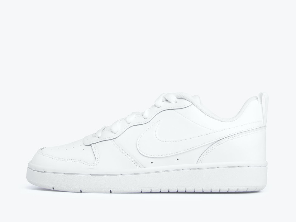 ZAPATILLA NIKE COURT BOROUGH 2 LOW WHITE