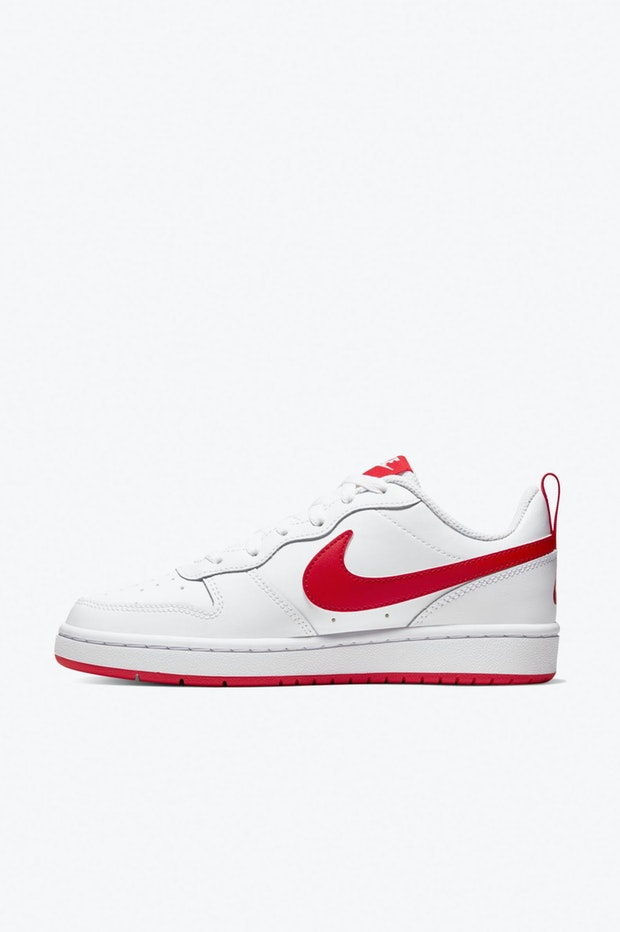ZAPATILLA NIKE COURT BOROUGH WHT/RED
