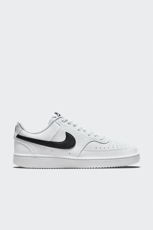 ZAPATILLA NIKE COURT VISION LOW BETTER WHITE-BLACK MUJER