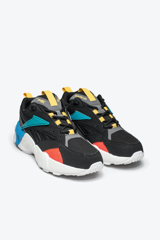 ZAPATILLA REEBOK AZTREK DOUBLE MIX POPS BLACK